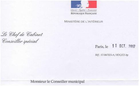 DEMANDEURS D\'ASILE A MONTPON – RÉPONSE DU MINISTÈRE DE L\'INTÉRIEUR ...