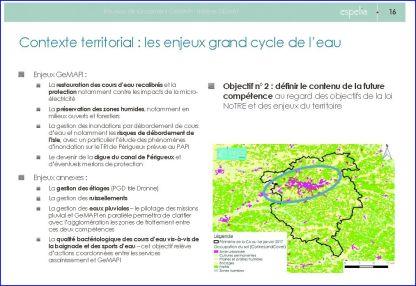 grand périgueux cycle de l'eau