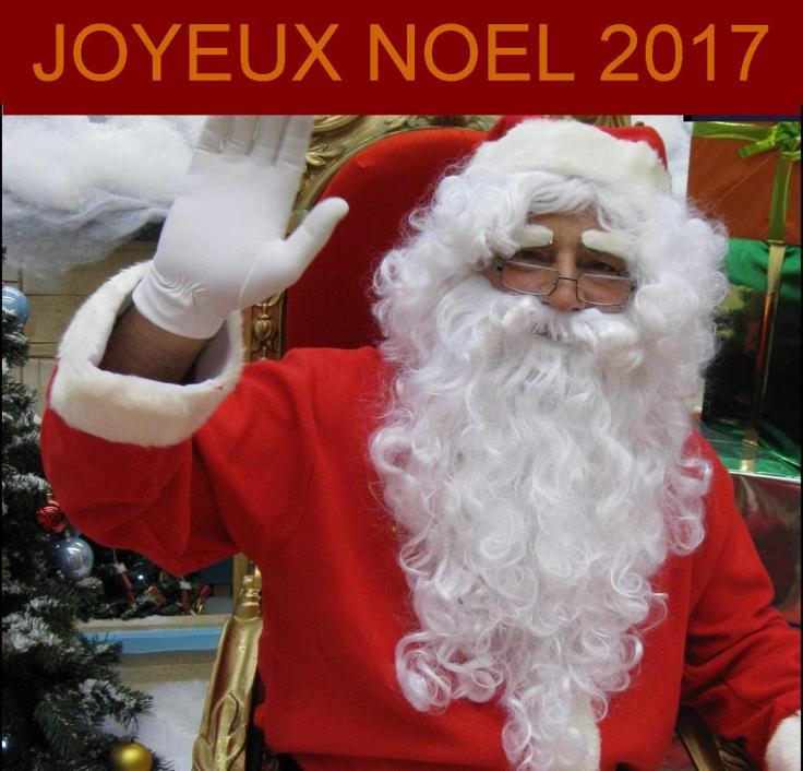père noel 2017