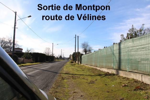 route de vélines