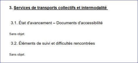 3. service de transports collectifs